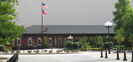 Georgia Railroad Depot