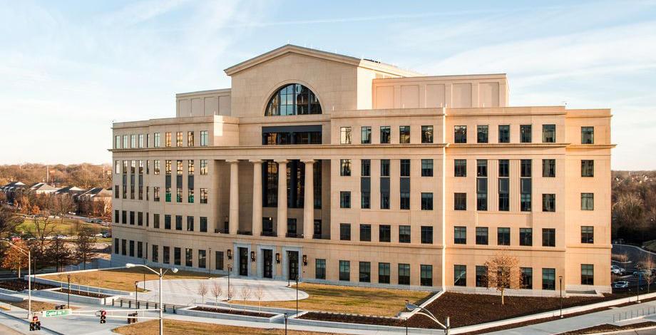 Photo of Nathan Deal Judicial Center building