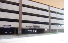Photo of Butler Parking Garage
