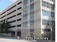 Photo of Pete Hackney Parking garage