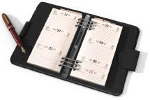 Image of desk planner calendar