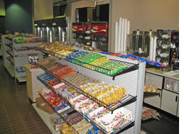 Photo of snack bar