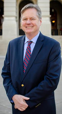 Photo of Gerald Pilgrim
